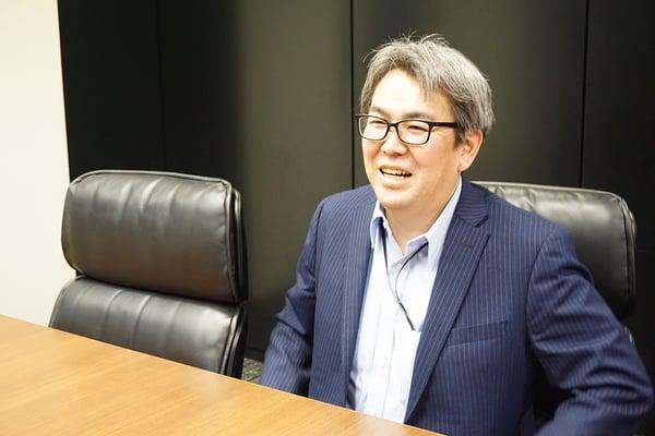 測位ソリューション事業部アーキテクト横田