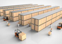 倉庫・工場での利用